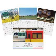 「京阪電車2017カレンダー」発売