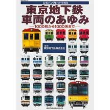 公式パンフレットで見る東京地下鉄 車両のあゆみ