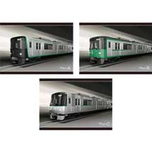神戸市交通局,新形車両のデザイン案を公開