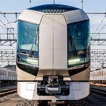 東武,臨時夜行列車「スノーパル23:55」を運転