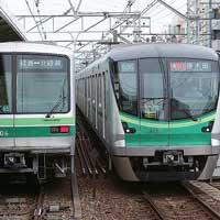 首都圏通勤電車ガイド東京メトロ千代田線・JR常磐緩行線編