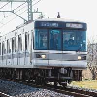 東京メトロ03系が北館林まで廃車回送される