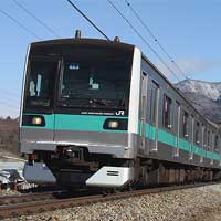 E233系マト18編成が長野総合車両センターから出場