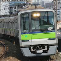 10-300R形10-330編成が若葉台へ