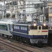 東武鉄道500系「リバティ」3編成が甲種輸送される