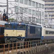 485系3000番台R26編成が長野へ