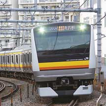 南武線でE233系N36編成が営業運転を開始