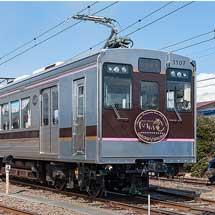 1月25日福島交通飯坂線「1000系運転体験会」開催