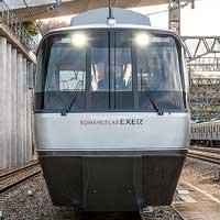 小田急「EXEα」,3月1日から営業運転を開始