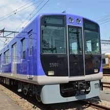 阪神5500系リニューアル車,5月2日から営業運転を開始