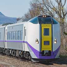 "JR北海道,快速""エアポート""・特急列車・北海道新幹線などの運転を再開"