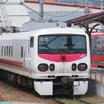 キヤE193系「East i-D」が会津鉄道へ入線