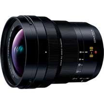 マイクロフォーサーズシステム用交換レンズLEICA DG VARIO-ELMARIT 8-18mm/F2.8-4.0 ASPH.