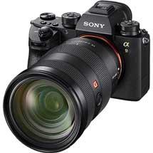 レンズ交換式デジタル一眼カメラα9