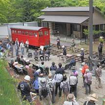 『第8回根利森林鉄道まつり』開催