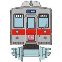 鉄道コレクション 京成3500形旧塗装4両セット
