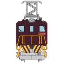 鉄道コレクション 東武鉄道ED5010形(前期型)