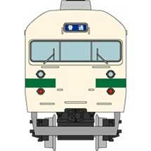 鉄道コレクション 国鉄715系0番代(長崎本線・旧塗装)4両セットA