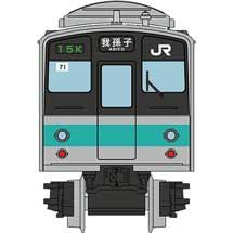 鉄コレ JR207系900番代 常磐緩行線基本5両セット/結5両セット