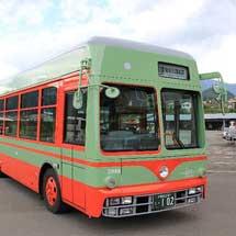 東武バス日光,旧東武日光軌道線の車両を模した特別仕様バスを導入