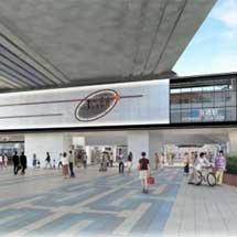 JR西日本,京橋駅のリニューアルに着手
