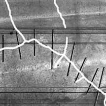 鉄道総研,トンネルの新たなひび割れ検出方法を開発