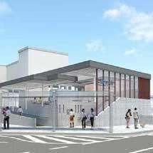 JR西日本,奈良線新田駅に東口改札を新設