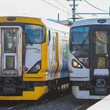 E257系500番台が信州へ