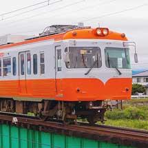 アルピコ交通で臨時快速列車運転