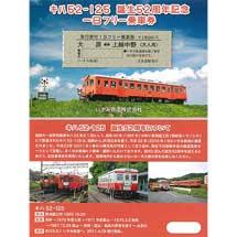 いすみ鉄道,記念乗車券2種類を発売