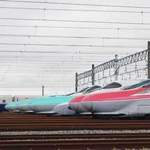 新幹線総合車両センターで『第32回 新幹線車両基地まつり』開催