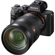 ソニー,35mmフルサイズミラーレス一眼カメラ「α7R III」を発売