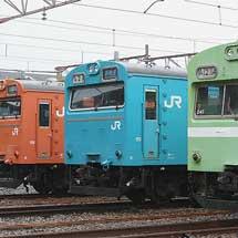 JR西日本吹田総合車両所が一般公開される