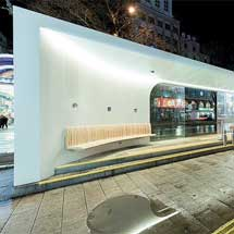 札幌市の路面電車停留場が2017年度グッドデザイン賞を受賞