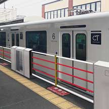JR九州,軽量形ホームドア実証試験を11月21日から開始
