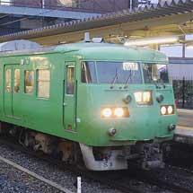 『福知山マラソン』にあわせて臨時列車運転