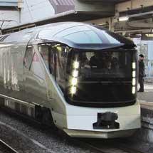 E001形「TRAIN SUITE 四季島」が千葉エリアで試運転