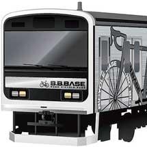 209系2200番台「B.B.BASE」,1月6日から営業運転を開始