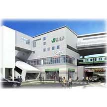 JR東日本,12月17日から横浜線菊名駅橋上駅舎の供用を開始
