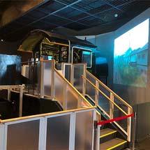 鉄道博物館,D51シミュレータの営業を再開