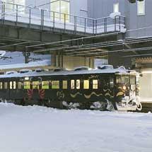 あいの風とやま鉄道で大学入試センター試験にともなう臨時列車