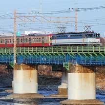 西武101系赤電塗装編成が多摩川線へ