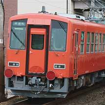 キハ120 204が後藤総合車両所から出場