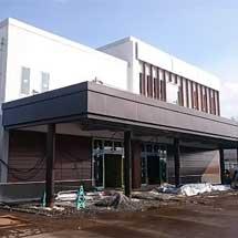 JR東日本,2月23日から花輪線大更駅新駅舎の供用を開始