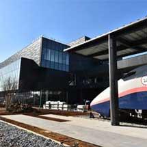 鉄道博物館,新館を7月5日にオープン