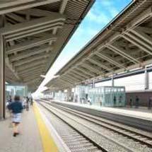 熊本駅,3月17日から在来線ホームを全面高架化