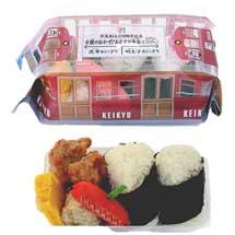 京急×セブン-イレブン「4種類のおかず!おむすび弁当」発売