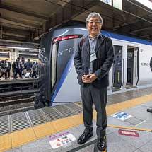 鉄道ファン 乗車インプレッション JR東日本 E353系