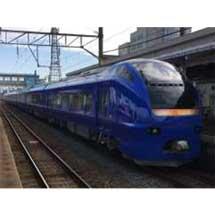 3月3日JR東日本新潟支社「E653系大集合@村上駅」開催
