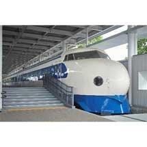 京都鉄道博物館で「0系21形1号車」一般初公開
